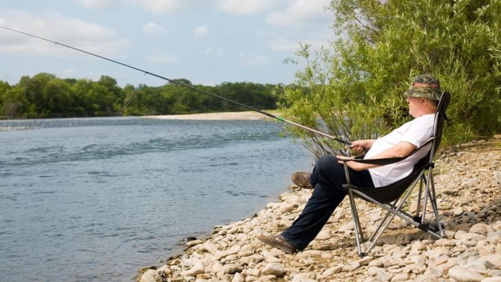 Trading is like fishing - it's about being patient