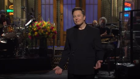 Elon Musk's opening monologue for Saturday Night Live caused the price of dogecoin to drop significantly on Saturday