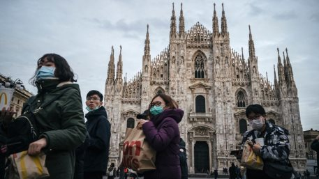 Milan's Duomo cathedral has reopened following temporary closure owing to the spread of coronavirus