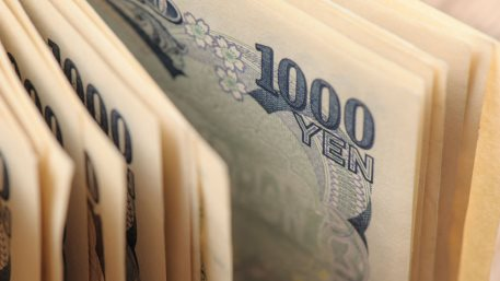 Japanese currency notes, Japanese Yen