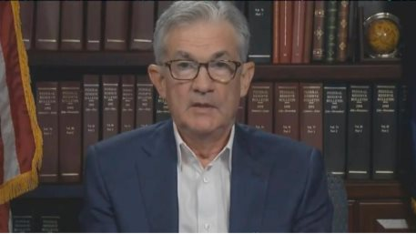 Jerome Powell Laying Out His Views. Jackson Hole Symposium, 2020