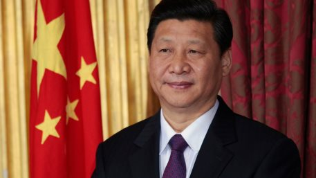 China's President Xi Jinping. Chinese retail sales jump considerably over the last quarter