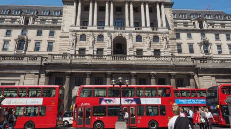 BOE Shakes the Sterling, the GBPUSD Quickly Retraces