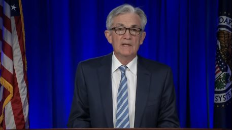 FED Chair Jerome Powell testified before Senate yesterday, commenting on the current monetary policy stance