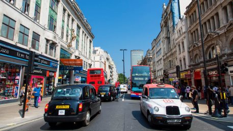 The British economy expanded by 4.8 per cent in Q2 according to the advance GDP economic report