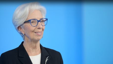 ECB Chair Christine Lagarde and her colleagues from the ECB adopted a more hawkish-sounding rhetoric