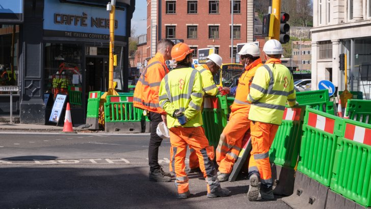 UK's construction squeeze in September the result of faltering global demand